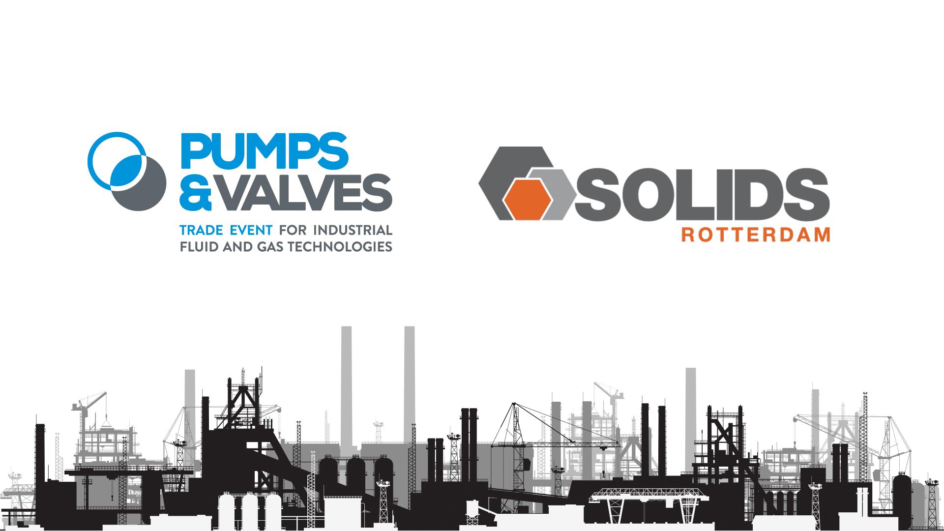 Standbouwer Pump & Valves Solids Ahoy Rotterdam