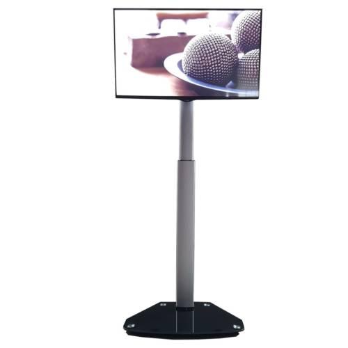 LG ultra hd led tv-scherm op een statief