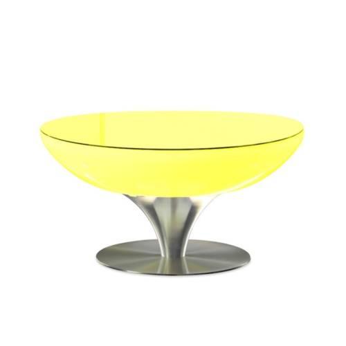 Moree loungetafel met ledverlichting 45 cm hoog