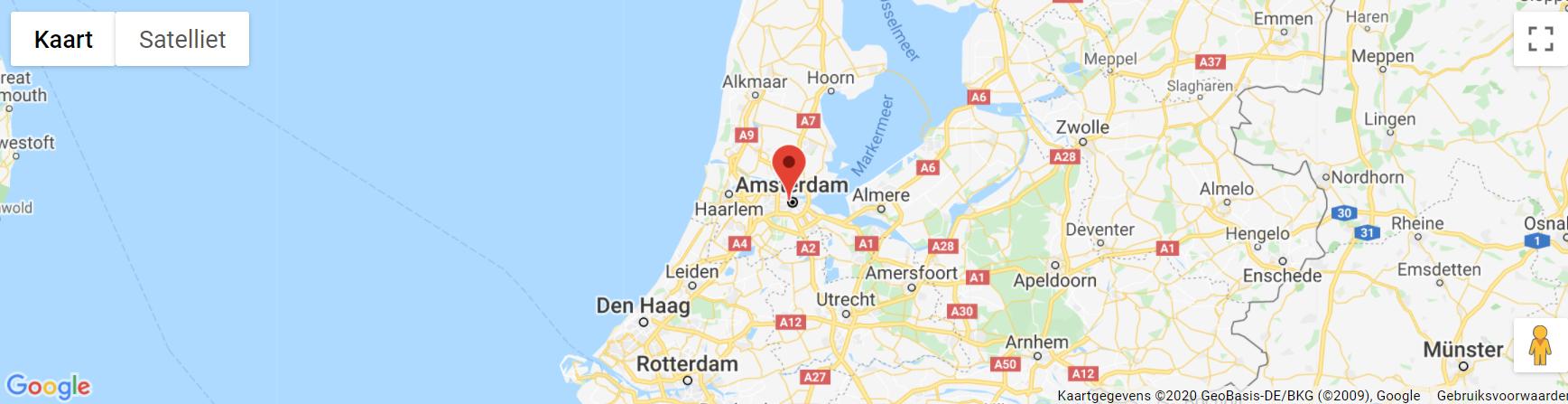 The Standbouw Koning Amsterdam
